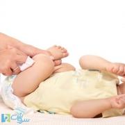 نمونه گیری ادرار نوزاد